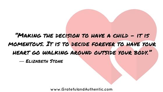 Elizabeth Stone Quote