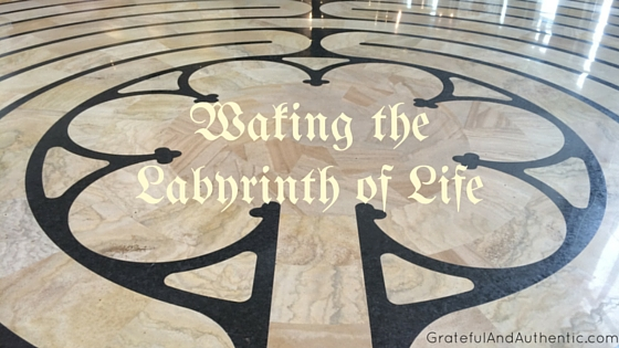 Walking the Labyrinth of Life